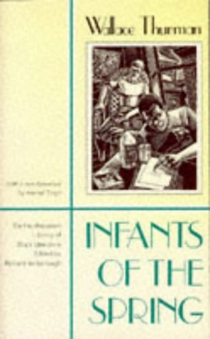 Infants of the Spring  N/A 9781555531287 Front Cover