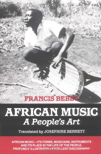 African Music A People's Art N/A edition cover