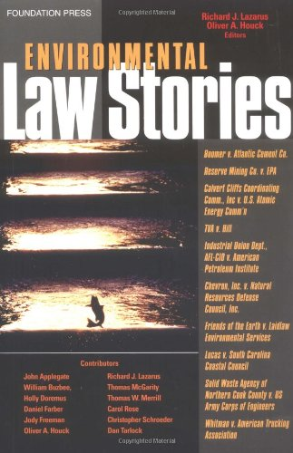 Environmental Law Stories   2005 edition cover