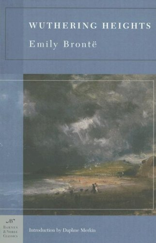 Wuthering Heights  N/A 9781593081287 Front Cover