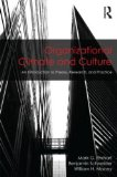 Organizational Climate and Culture An Introduction to Theory, Research, and Practice  2014 edition cover