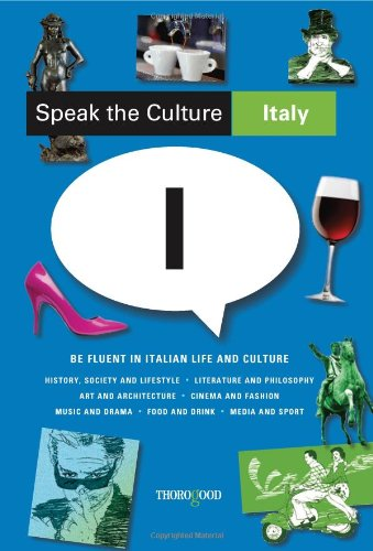 Italy - Speak the Culture   2009 edition cover