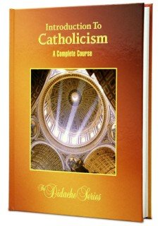 Introduction To Catholicism: A Complete Course 1st 9781890177287 Front Cover