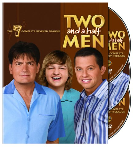 Two and a Half Men: The Complete Seventh Season System.Collections.Generic.List`1[System.String] artwork
