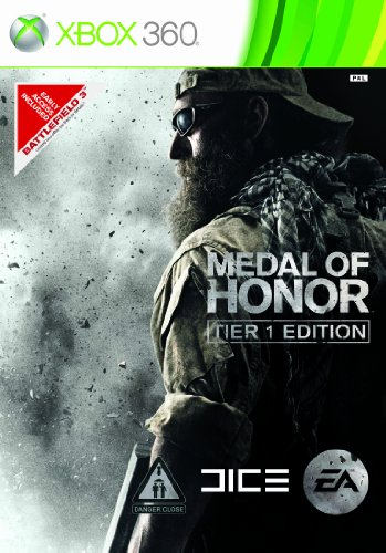 Medal of Honor - Tier 1 Edition (inkl. Zugang zur Battlefield 3-Beta) Xbox 360 artwork