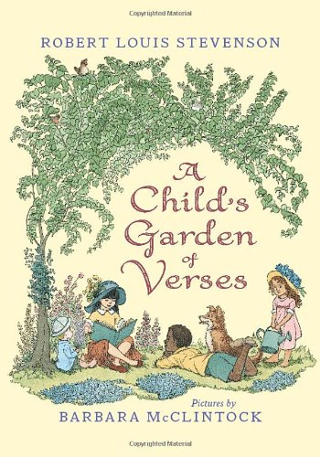 Child's Garden of Verses   2003 9780060282288 Front Cover