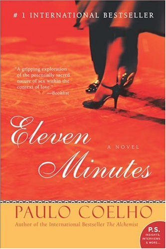 Eleven Minutes   2004 edition cover
