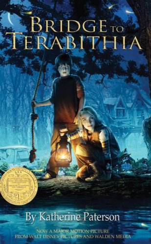 Bridge to Terabithia  Movie Tie-In  9780061227288 Front Cover