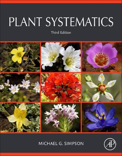 Plant Systematics  3rd 2020 9780128126288 Front Cover