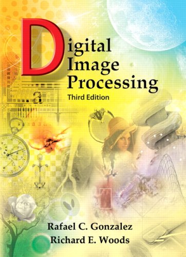 Digital Image Processing  3rd 2008 edition cover