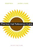 Prentice Hall Reference Guide with MyWritingLab with EText -- Access Card Package  9th 2015 edition cover
