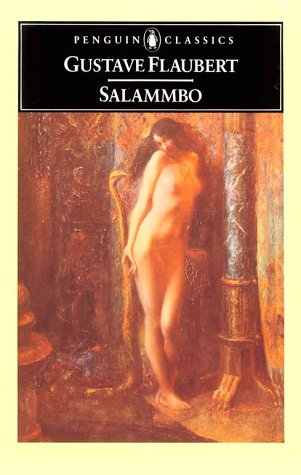 Salammbo   1977 edition cover