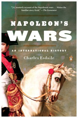 Napoleon's Wars An International History, 1803-1815 N/A edition cover