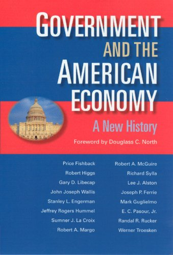 Government and the American Economy A New History  2006 edition cover