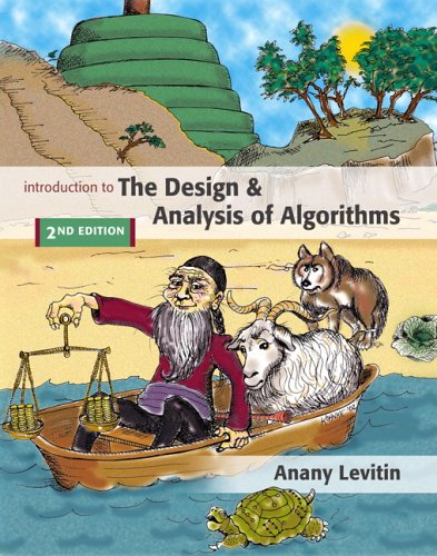 Introduction to the Design and Analysis of Algorithms  2nd 2007 (Revised) edition cover