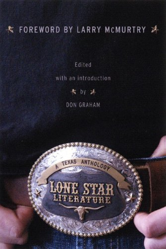 Lone Star Literature From the Red River to the Rio Grande N/A edition cover