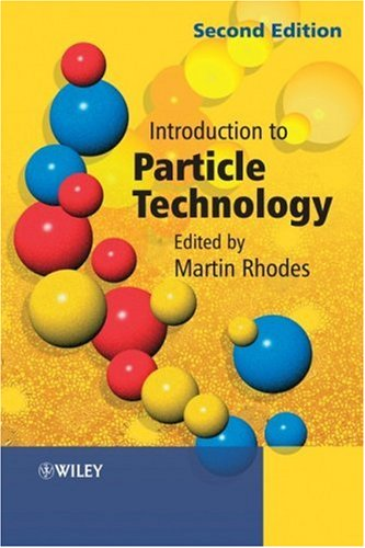 Introduction to Particle Technology  2nd 2008 edition cover