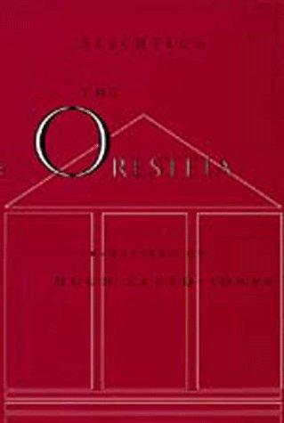 Oresteia - Aeschylus   1993 edition cover