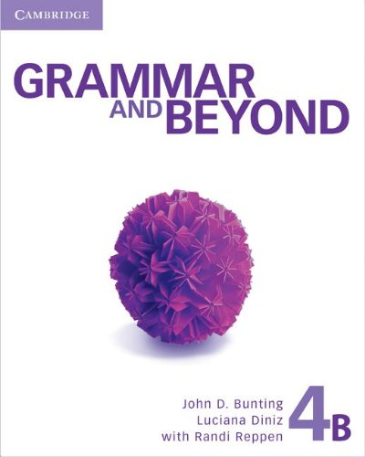 Grammar and Beyond Level 4 Student's Book B   2012 (Student Manual, Study Guide, etc.) edition cover