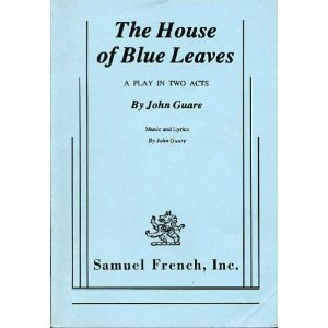 House of Blue Leaves 1st edition cover