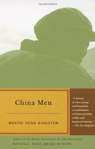 China Men  N/A edition cover