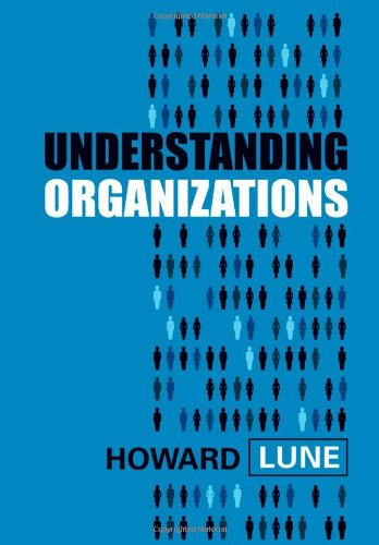Understanding Organizations   2011 edition cover