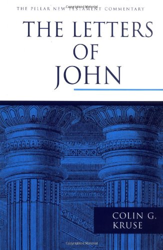 Letters of John   2000 9780802837288 Front Cover