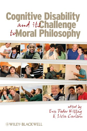 Cognitive Disability and Its Challenge to Moral Philosophy   2010 edition cover
