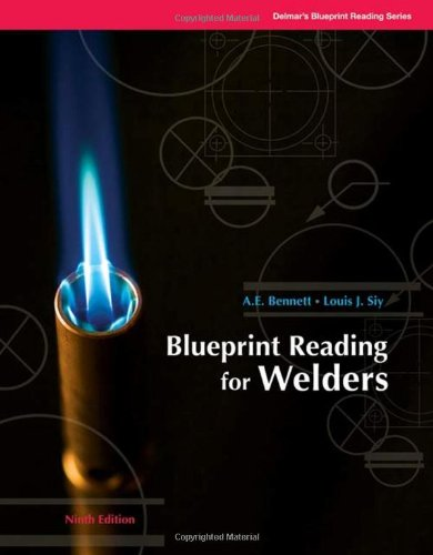 Blueprint Reading for Welders  8th 2010 edition cover