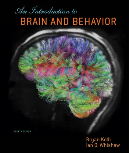 An Introduction to Brain and Behavior:   2012 edition cover