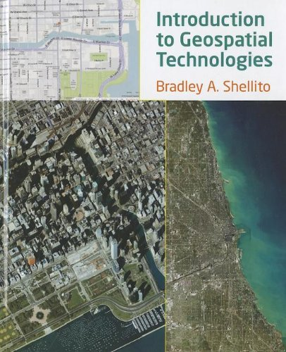 Introduction to Geospatial Technologies   2012 edition cover
