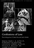 Confessions of Love The Ambiguities of Greek Eros and Latin Caritas 2nd 2011 edition cover