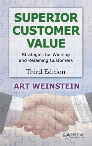 Superior Customer Value, Third Edition  3rd 2012 (Revised) edition cover