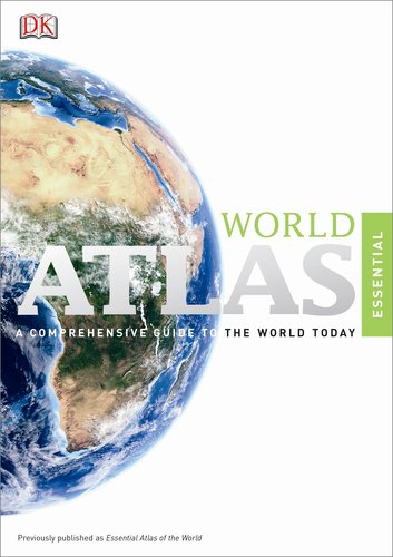 Essential World Atlas (Eighth Edition)  N/A edition cover