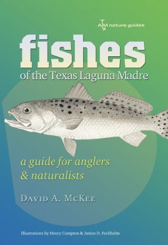 Fishes of the Texas Laguna Madre A Guide for Anglers and Naturalists  2008 edition cover