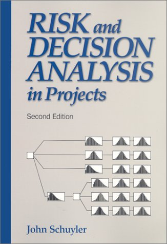 Risk and Decision Analysis in Projects 2nd 2001 edition cover