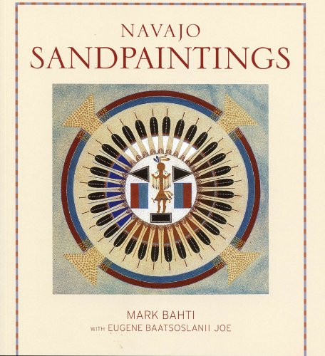 Navajo Sandpaintings  3rd 2009 9781933855288 Front Cover