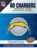Go Chargers Activity Book   2014 9781941788288 Front Cover