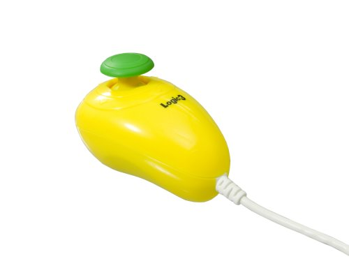 Logic3 Wii Nunchuck Mini - Yellow (Wii) Nintendo Wii artwork