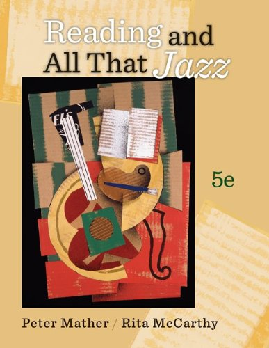 Reading and All That Jazz  5th 2012 edition cover