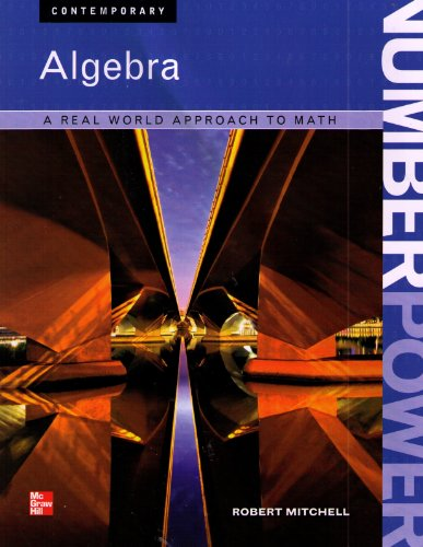 Algebra:   2011 9780076592289 Front Cover