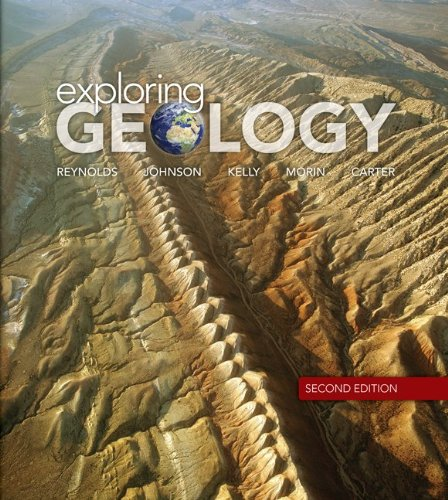 Package: Exploring Geology with ConnectPlus Access Card 2nd 2010 edition cover