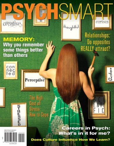 PsychSmart  2nd 2013 edition cover