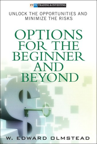 Options for the Beginner and Beyond Unlock the Opportunities and Minimize the Risks  2006 edition cover