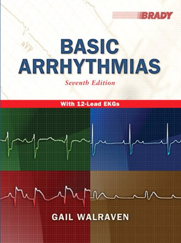 Basic Arrhythmias and Resource Central EMS Student Access Code Card Package  7th 2011 edition cover
