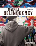 Juvenile Delinquency  2nd 2016 edition cover