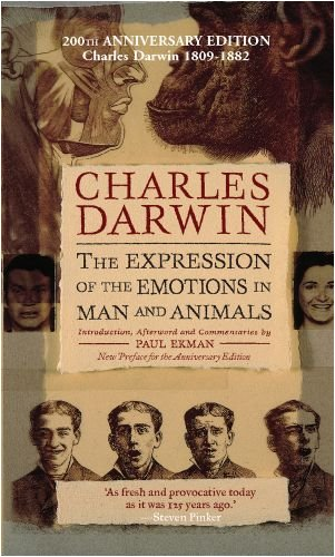 Expression of the Emotions in Man and Animals  4th 2009 edition cover