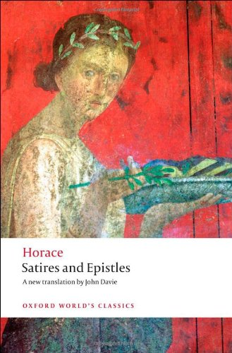 Satires and Epistles   2011 edition cover