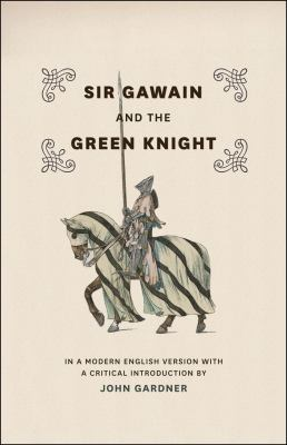 Sir Gawain and the Green Knight In a Modern English Version with a Critical Introduction  2011 edition cover