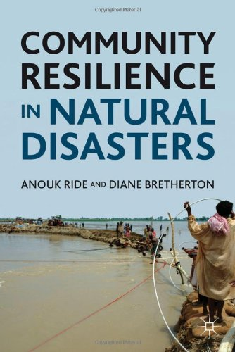 Community Resilience in Natural Disasters   2011 9780230114289 Front Cover